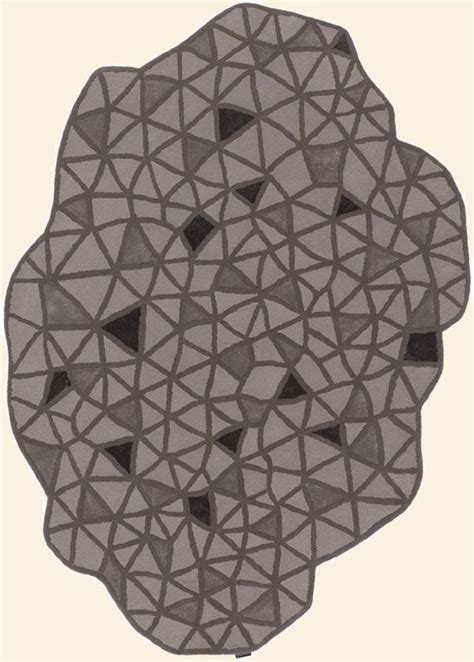 Triangle Shaped Rug by Pin By Yoon Sunho On Geometric