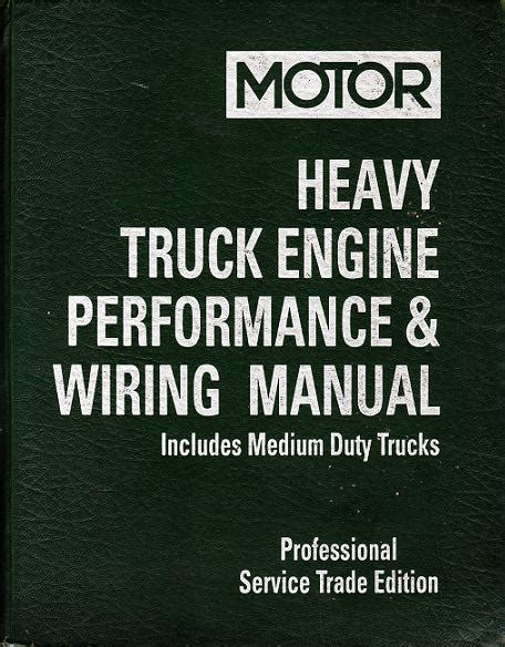 28 motor heavy truck wiring diagram manual 188 166