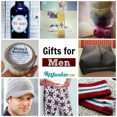 20 homemade gifts for men he ll want to use tip junkie