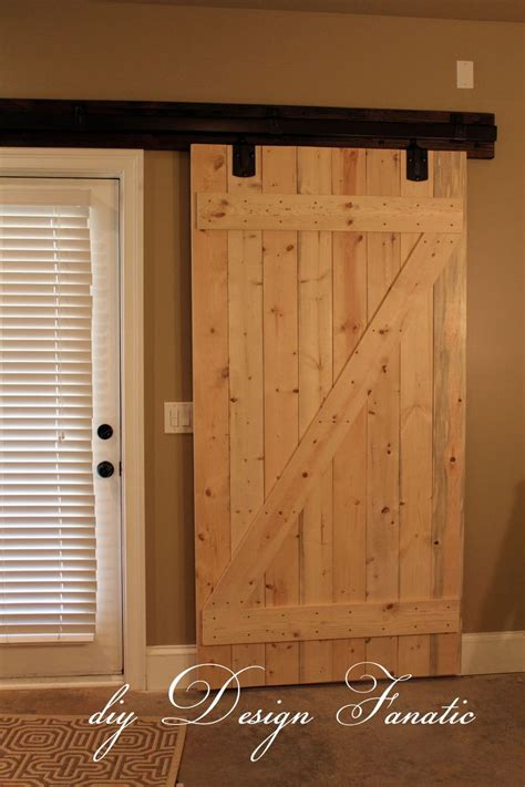 diy barn door interior hometalk diy barn doors