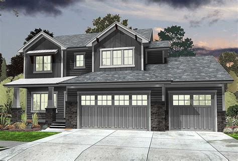 nw home plans northwest house plan with loft space 62567dj 2nd floor
