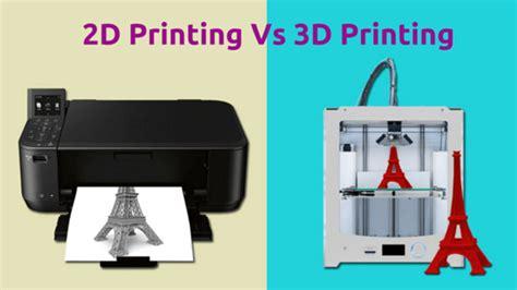 2d print 2d printing vs 3d printing morphedo