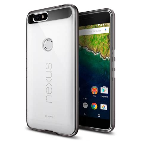 Spigen Neo Hybrid Ex Nexus 6p Silver spigen neo hybrid ex nexus 6p primegad
