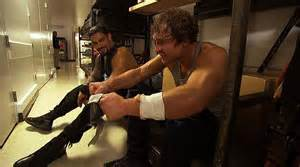 roman reigns and dean ambrose tiffany windham flickr