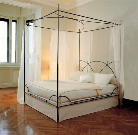 letto a baldacchino in ferro battuto letto baldacchino prodotto bolzan letti