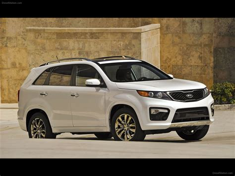 Kia Sornto Kia Sorento 2013 Car Photo 23 Of 46 Diesel Station