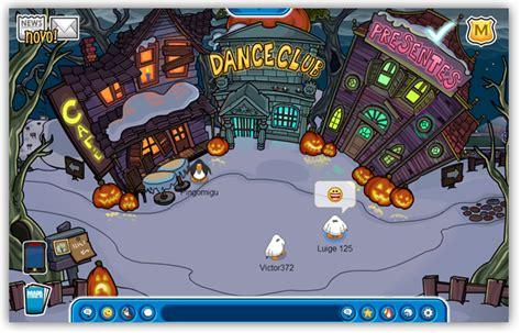 Cp Neva club penguin nevado 2012 chegou