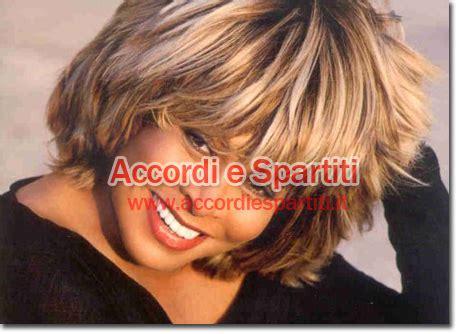 the best accordi simply the best tina turner accordi e spartiti