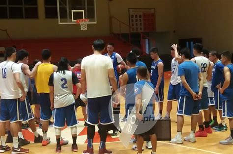 Mba Player Pilipinas by Gilas Cadets Ready To Take In Andray Blatche