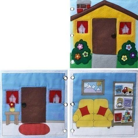 daisy lane dolls house daisy lane dolls quiet book pattern busy book pattern travel toys dollhouse
