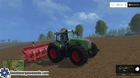 fendt design kalender 2015 fs 2015 fendt 936 design line tractor v2 simulator