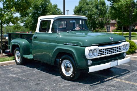 58 Ford Truck by Deviantart More Like 58 Dodge Sweptline 100 By