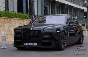 Custom Rolls Royce Custom Rolls Royce Rolls Royce Nero Calabrone