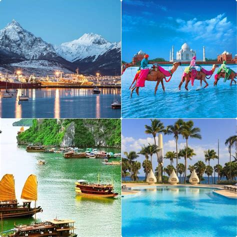 places to go on christmas 2018 tell top 8 cheap destinations to visit this year