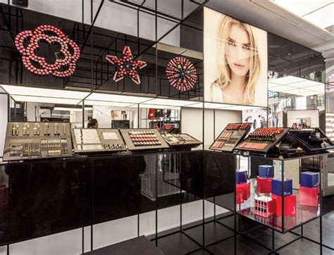 The Nail Store by An Inside Look At Chanel S Covent Garden Pop Up Store La