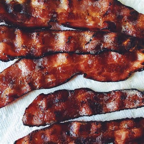Bacon Grillé by The Best Bacon Is Grilled Bacon Kitchn