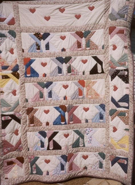Handmade Rag Quilts - quilts for sale images