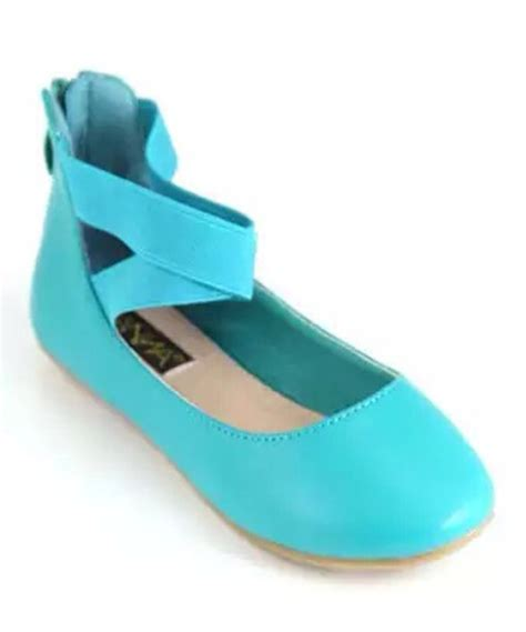 turquoise flat shoes shoes turquoise ballet flats ankle wheretoget