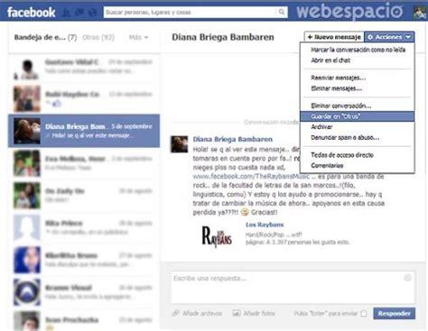 2012 mensajes alaniso lista de mensajes y entrevistas apexwallpapers c 243 mo filtrar los mensajes en facebook