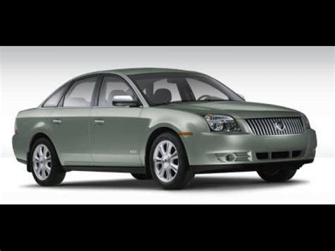 auto air conditioning service 2008 mercury sable electronic valve timing 2008 mercury sable problems mechanic advisor