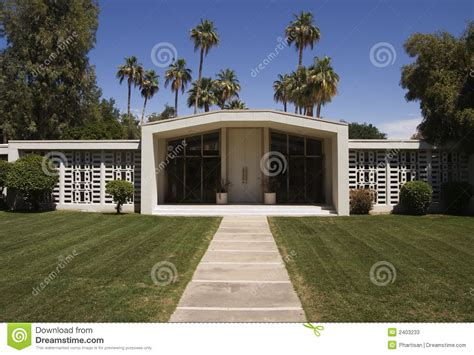 century home design inc midcentury modern architecture stock image image 2403233