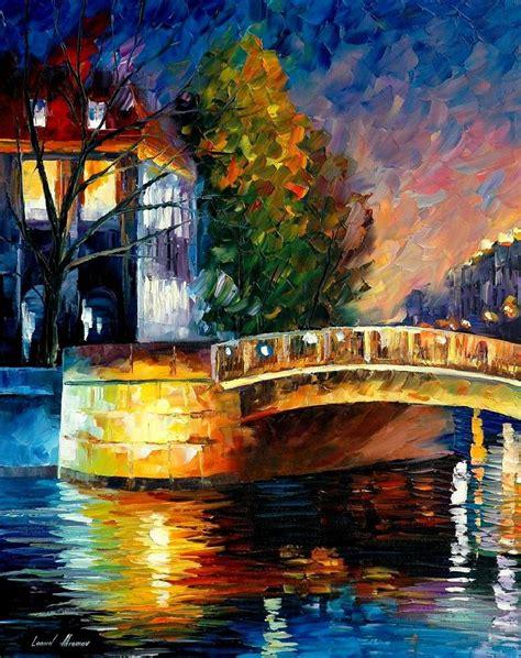 all painting leonid afremov on canvas palette knife buy original