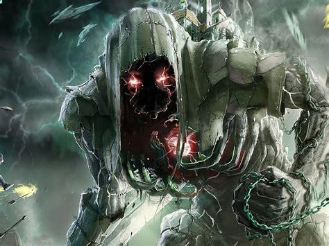 pc horror themes download horror fantasy hd resolution wallpaper free desktop