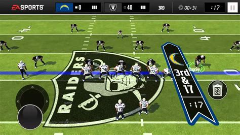 Lu Mobil H3 How To Get A Touchdown Every Time In Madden Mobile