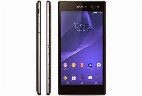 Hp Sony Xperia C spesifikasi dan harga sony xperia c harga hp terbaru newhairstylesformen2014