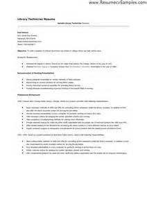 library technician resume sales technician lewesmr