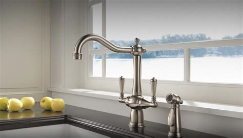 Brizo Kitchen Faucet Reviews Best Reviews About Brizo Faucets For Kitchen Theydesign Net Theydesign Net