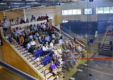 Bh Grand Opening by Us Squash Five Tournament Mcarthur Center Grand Opening