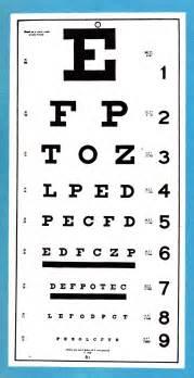 home eye test printable snellen eye test chart