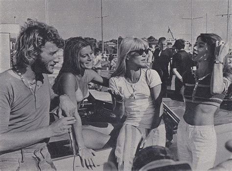 françoise hardy et johnny hallyday 88 best images about iconic muse sylvie vartan on