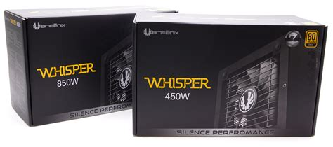 Bitfenix Whisper 850w Gold the bitfenix whisper m 450w 850w psu review