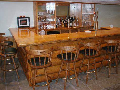 Basement Bar Design Plans Basement Bar Ideas Rustic