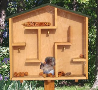 backyard woodworking projects nuts to them 8 brilliant backyard squirrel feeders
