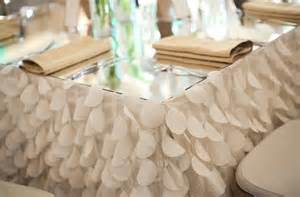wedding linens textured linens touch of luxe new events