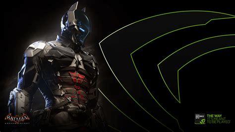 Nvidia Design Garage download these batman arkham knight wallpapers geforce