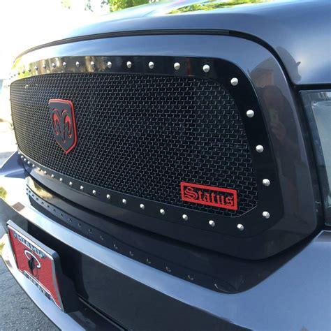 dodge ram products 2013 16 dodge ram 1500 status grilles