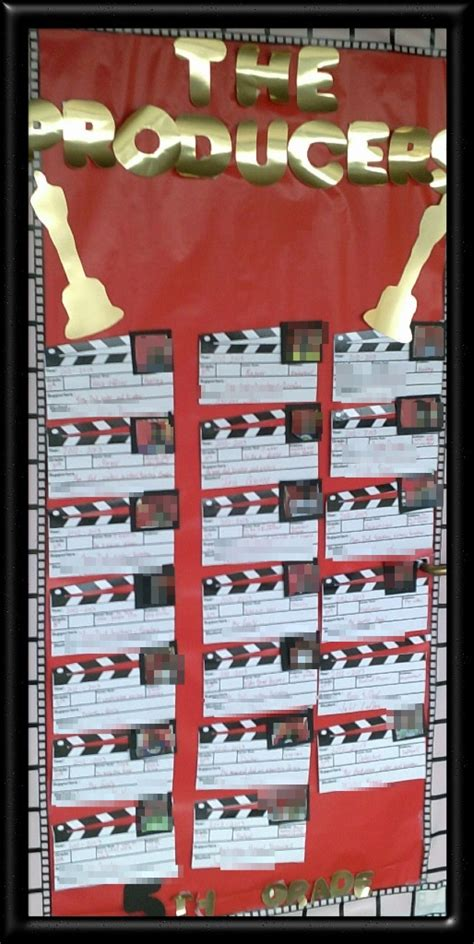 newspaper themed bulletin board 25 best ideas about hollywood bulletin boards on