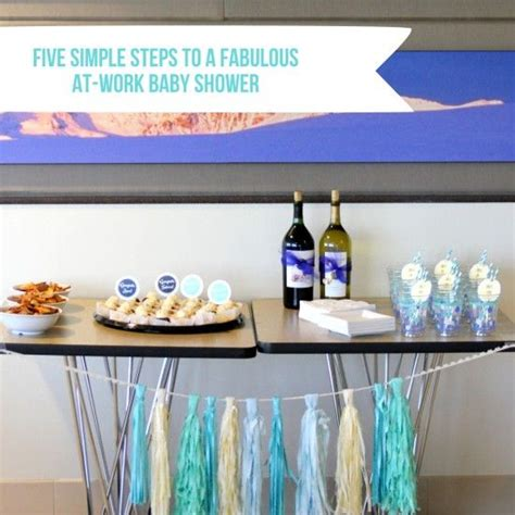 Baby Shower For Work by 17 Best Ideas About Office Baby Showers On