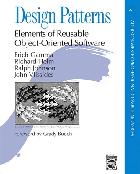 design patterns gamma helm johnson vlissides pdf design patterns elements of reusable object oriented