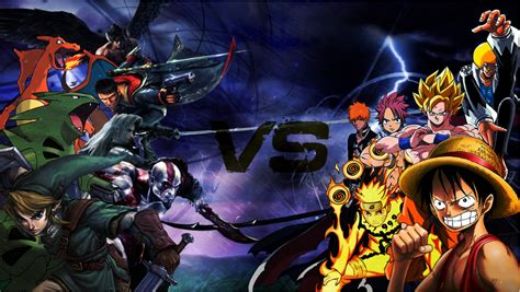 imagenes de anime videojuegos pers de videojuegos vs pers de manga anime en el foro