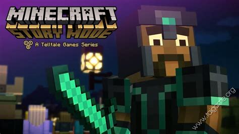 minecraft story mod online game minecraft story mode a telltale games series download