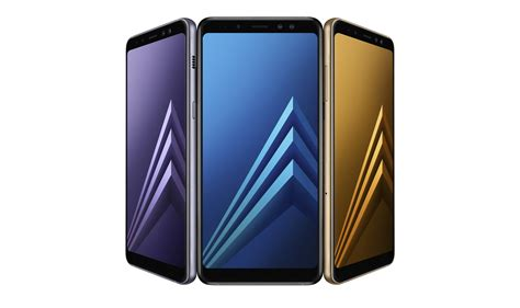 Samsung A8 N A8 Samsung Galaxy A8 And A8 Plus 2018 Specs Infinity