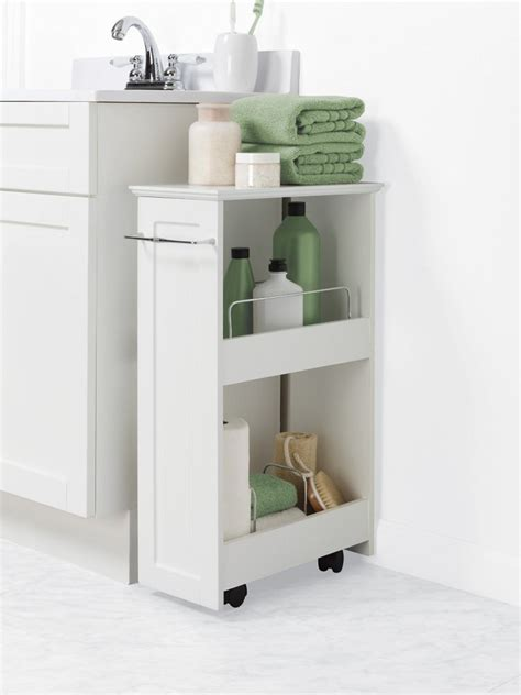 rolling bathroom storage 20 best wooden bathroom shelves reviews