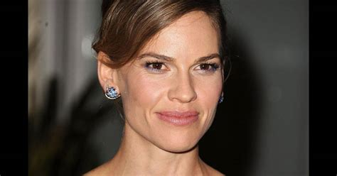 Hilary Swank Opens Up by Hilary Swank D 233 Monstration De