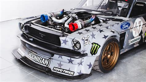 hoonicorn v2 ken block s hoonicorn becomes a 1 400 hp brute with