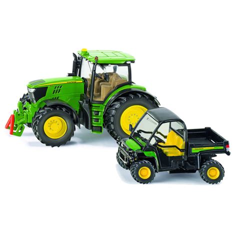 fly buys siku 1 32 deere 6210r tractor and 1 32 - Siku Scheune 1 32
